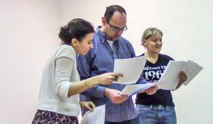 aprender teatro en madrid